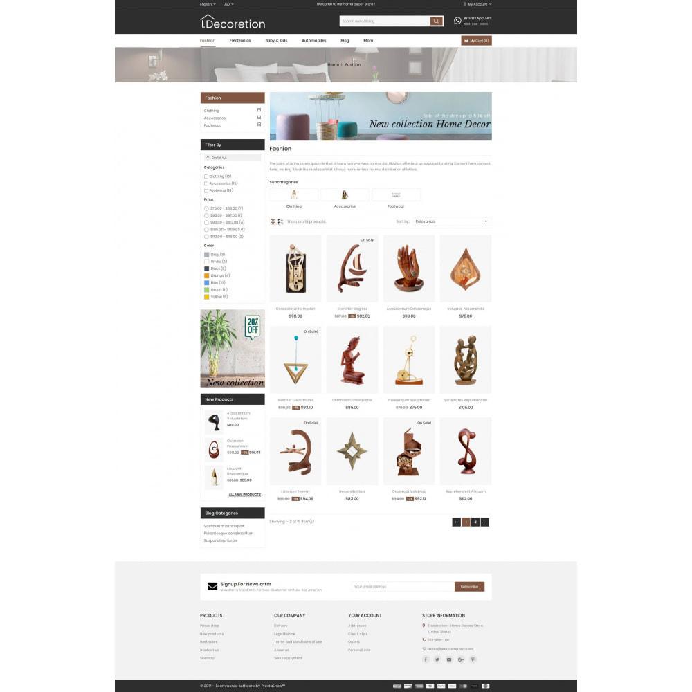 theme - Arte & Cultura - Home Decor Store - 3