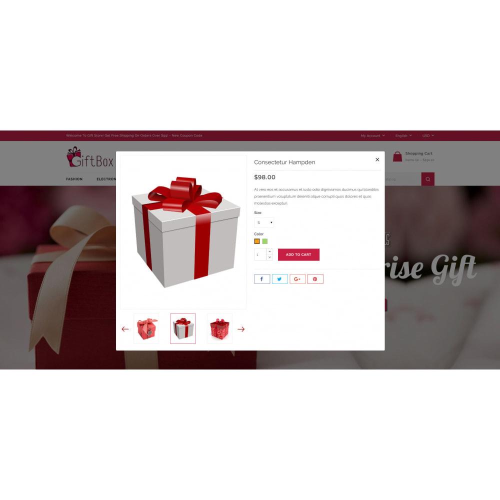 theme - Prezenty, Kwiaty & Uroczystości - Gift Box - 7