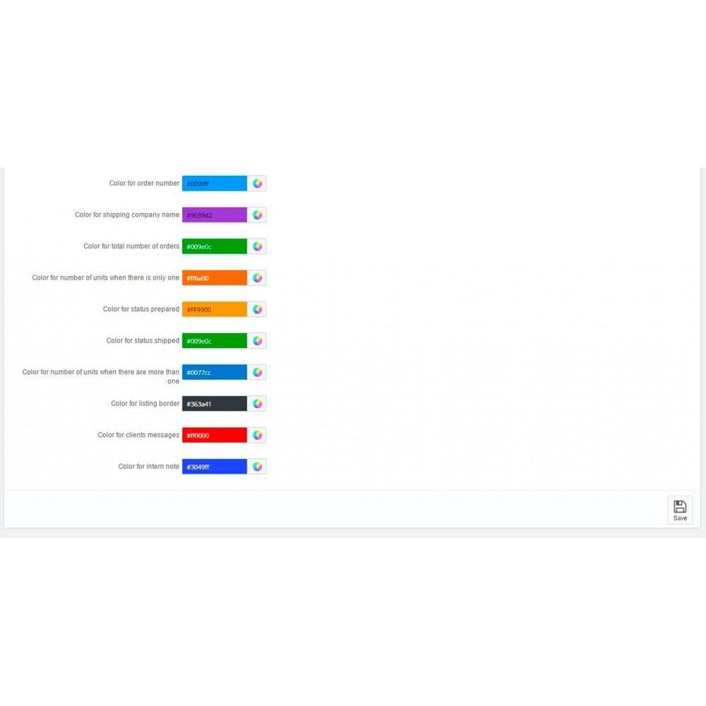 module - Preparación y Envíos - Listado de pedidos pendientes a preparar (Picking list) - 7
