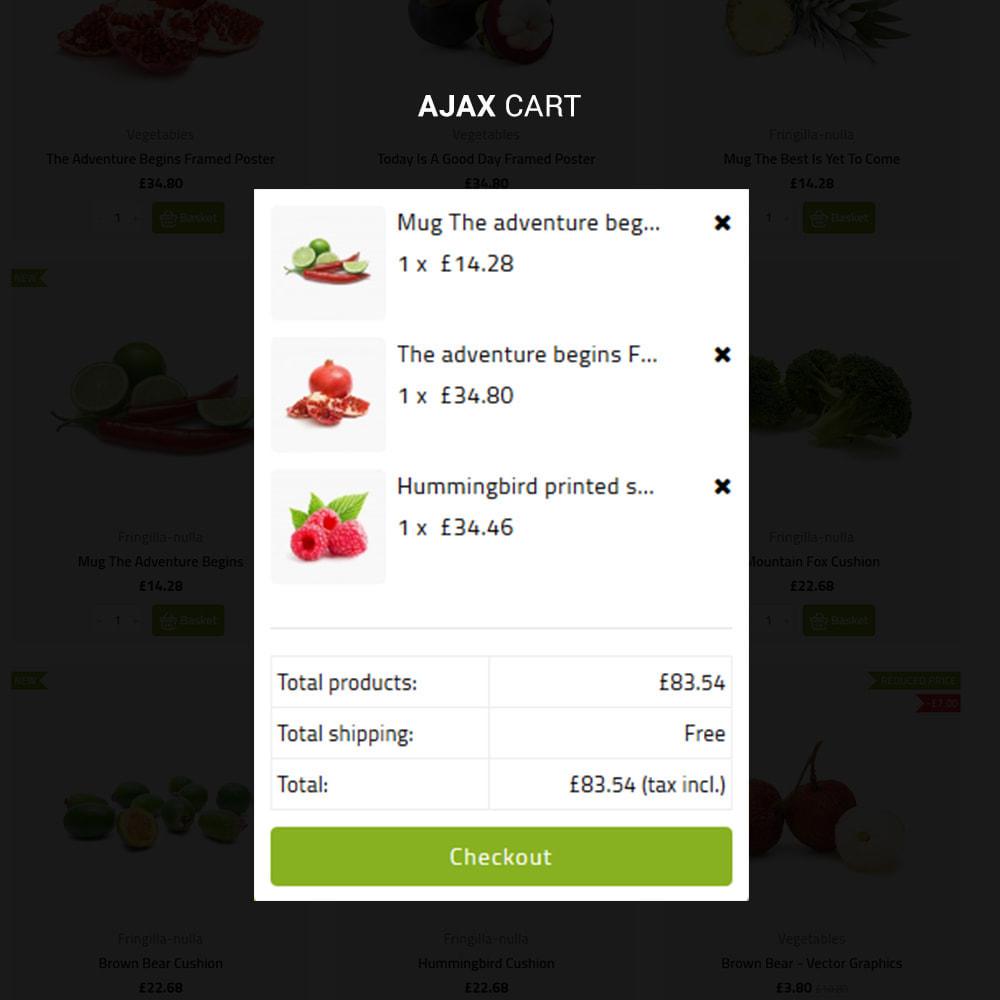 theme - Eten & Restaurant - Flavoro - Fresh Organic Food Delivery Store - 7