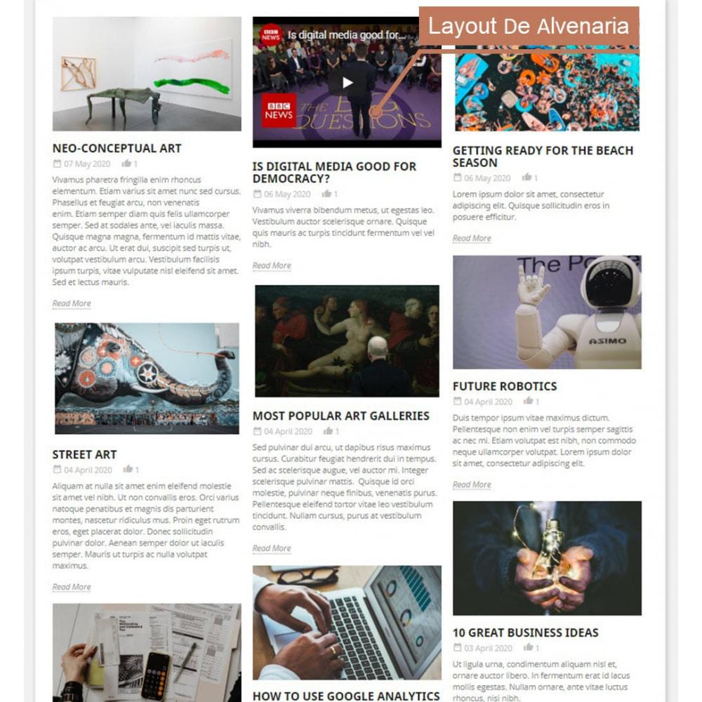 module - Blog, Fórum & Notícias - Business Blog Pro - 4
