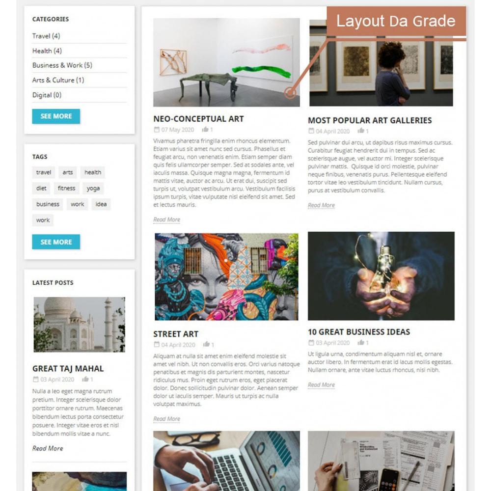 module - Blog, Fórum & Notícias - Business Blog Pro - 6
