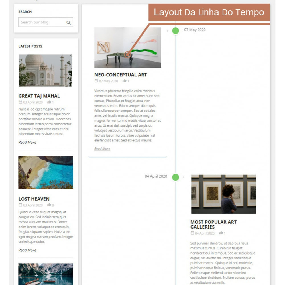 module - Blog, Fórum & Notícias - Business Blog Pro - 7