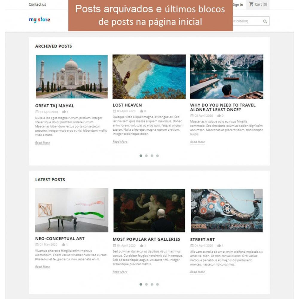 module - Blog, Fórum & Notícias - Business Blog Pro - 12