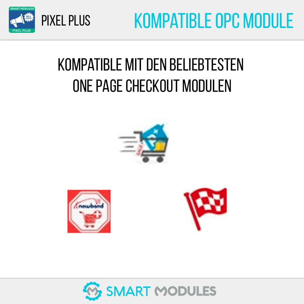 module - Analysen & Statistiken - Pixel Plus: Events + Conversions API + Pixel Katalog - 14