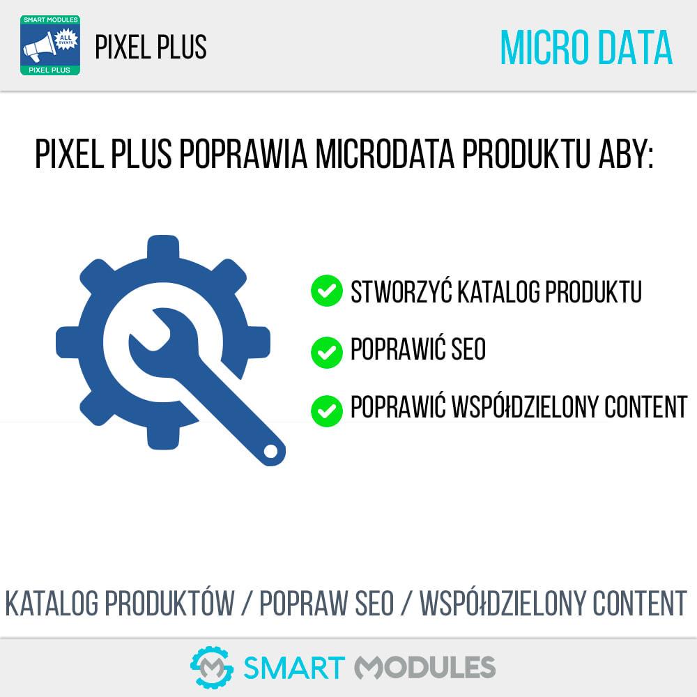 module - Analizy & Statystyki - Pixel Plus: Zdarzenia + Conversions API + Pixel Katalog - 8