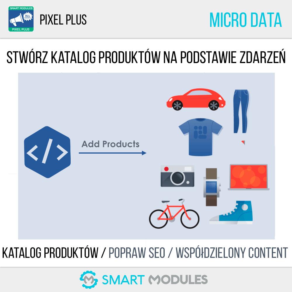 module - Analizy & Statystyki - Pixel Plus: Zdarzenia + Conversions API + Pixel Katalog - 9