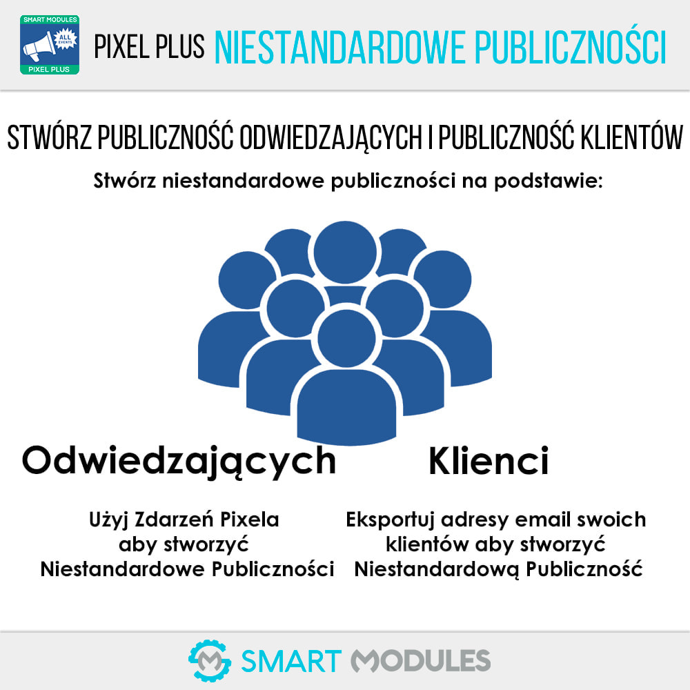 module - Analizy & Statystyki - Pixel Plus: Zdarzenia + Conversions API + Pixel Katalog - 13
