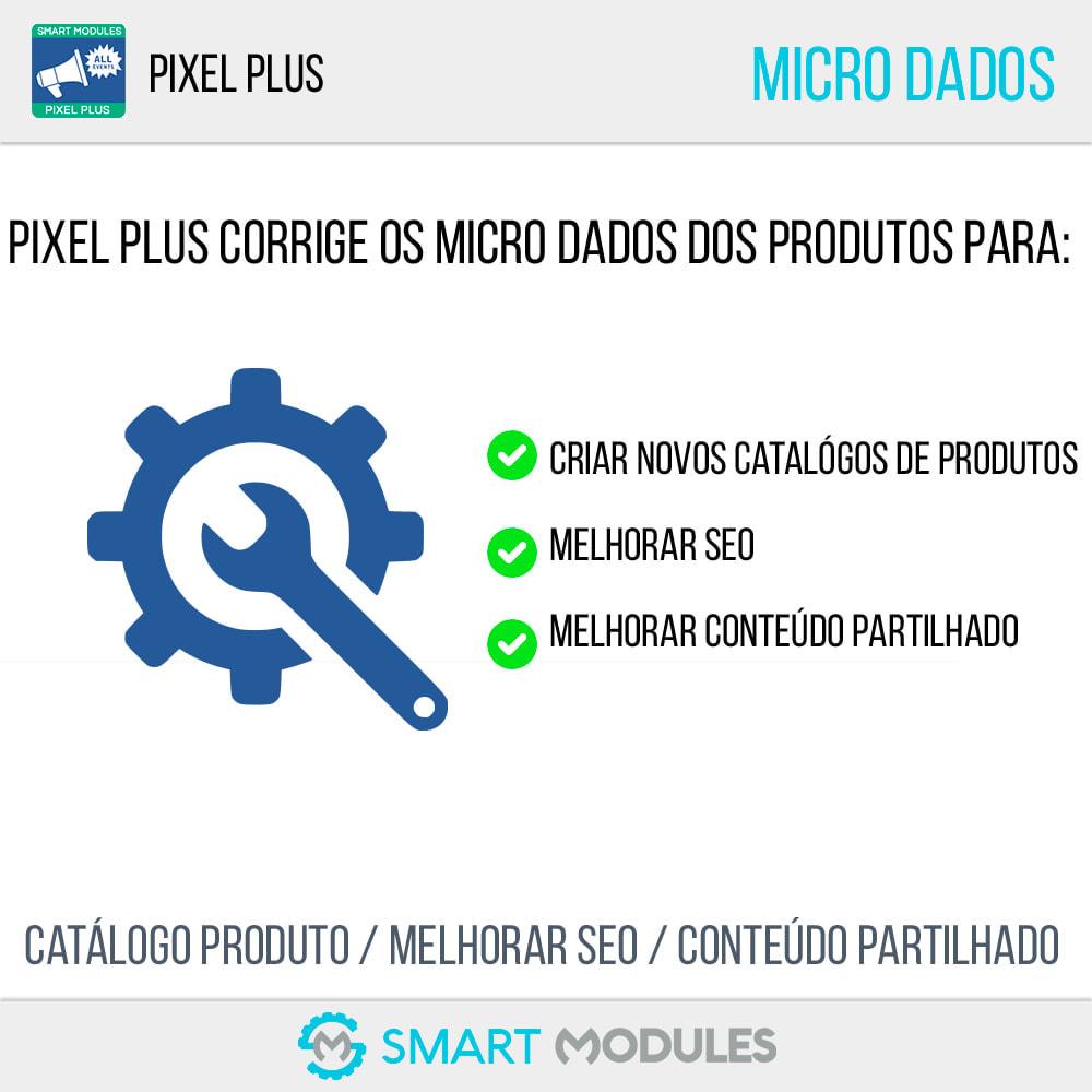 module - Análises & Estatísticas - Pixel Plus: Eventos + Conversions API + Pixel Catalogue - 8