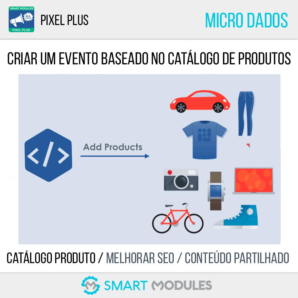 module - Análises & Estatísticas - Pixel Plus: Eventos + Conversions API + Pixel Catalogue - 9