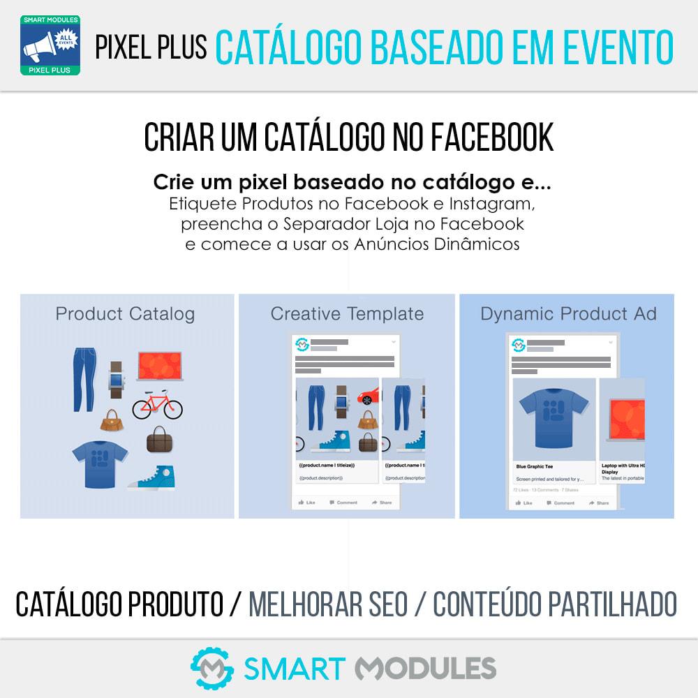 module - Análises & Estatísticas - Pixel Plus: Eventos + Conversions API + Pixel Catalogue - 10