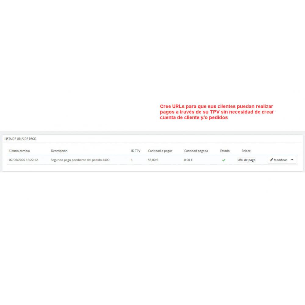 module - Pago con Tarjeta o Carteras digitales - TPV SABADELL (Devoluciones + Pago móvil) - 7