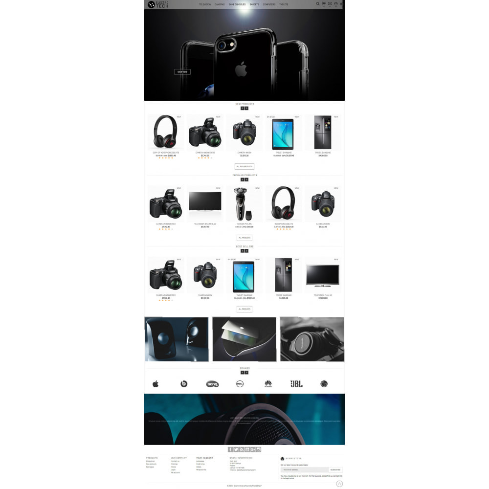 theme - Electronique & High Tech - Electro Tech - 2