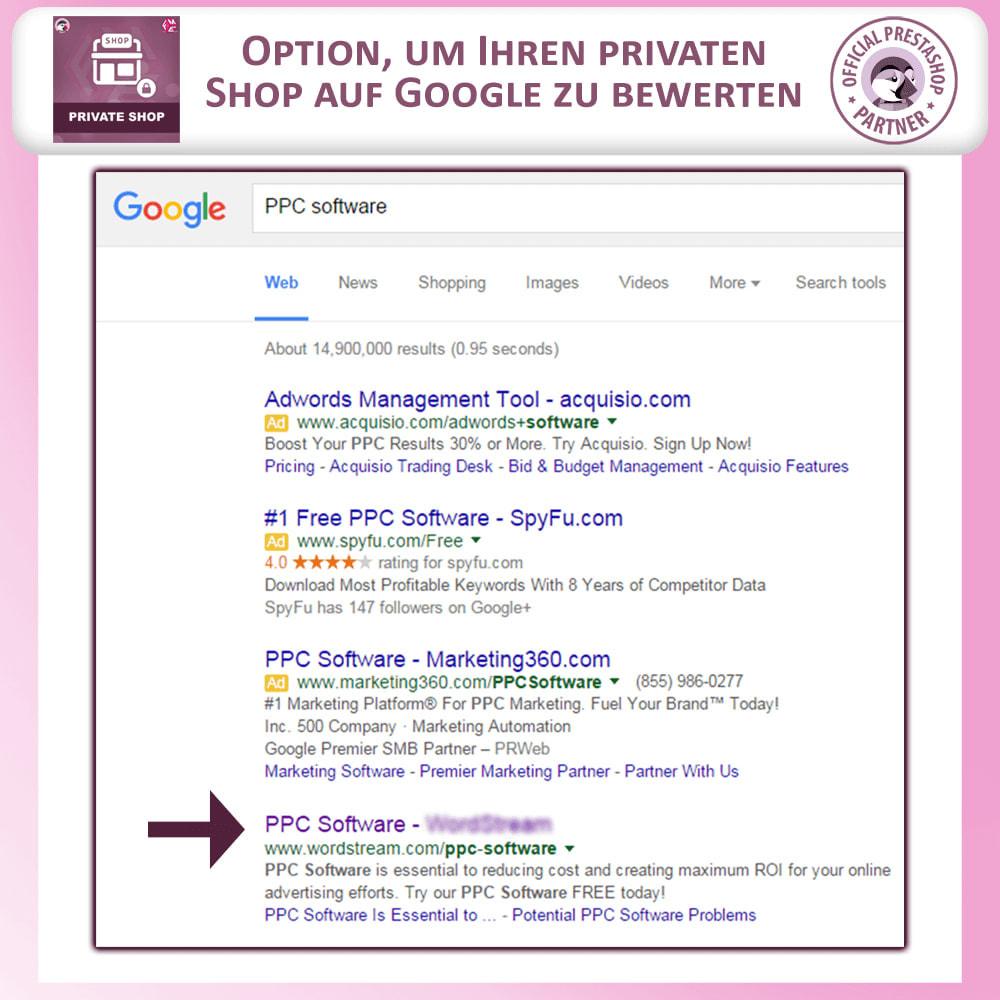 module - Flash & Private Sales - Privater Shop - Login, um Den Store zu Sehen - 8