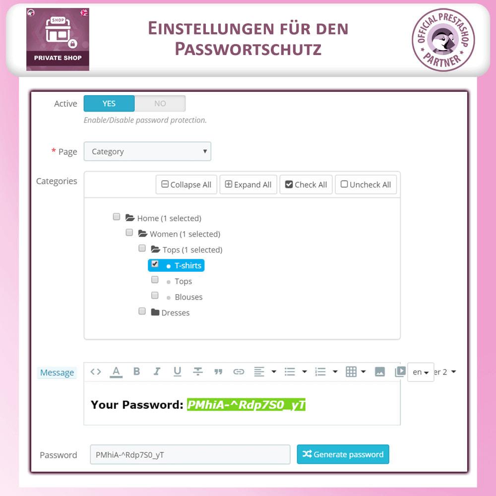 module - Flash & Private Sales - Privater Shop - Login, um Den Store zu Sehen - 16