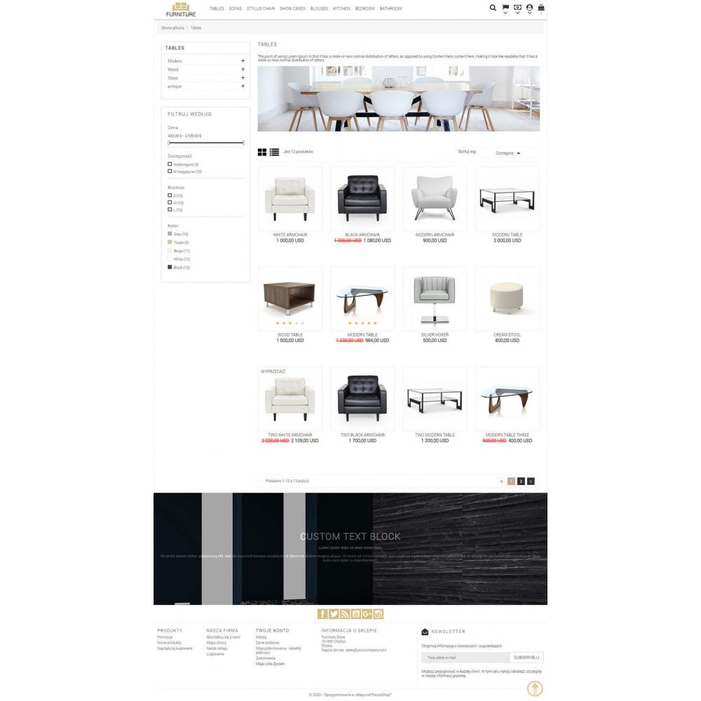 theme - Dom & Ogród - Furniture Store - 4
