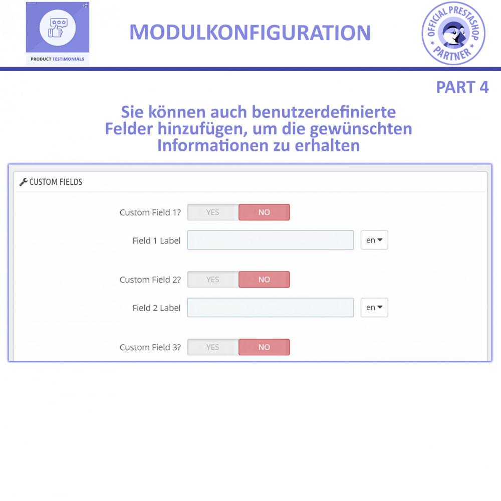 module - Kundenbewertungen - Kunden Produktbewertungen + Shop Bewertungen - 11