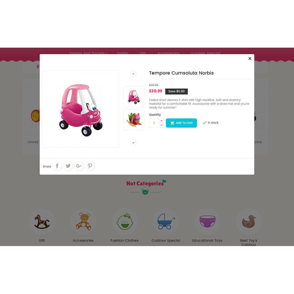 theme - Crianças & Brinquedos - Baby Toy Store - 8
