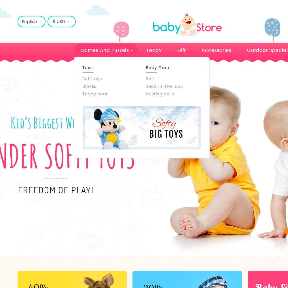 theme - Crianças & Brinquedos - Baby Toy Store - 9