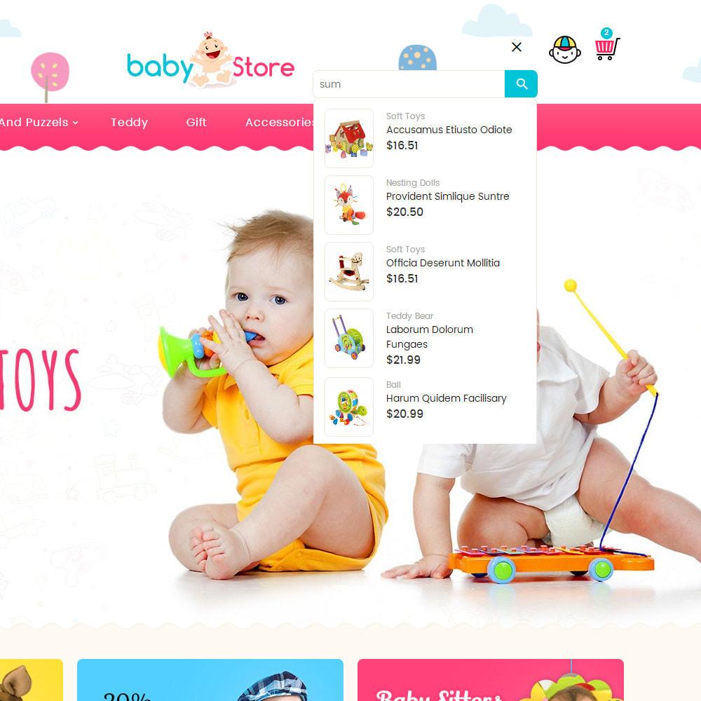 theme - Crianças & Brinquedos - Baby Toy Store - 10