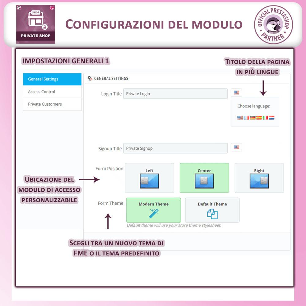 module - Flash & Private Sales - Negozio privato - Accedi per Vedere Prodotti / Negozio - 6