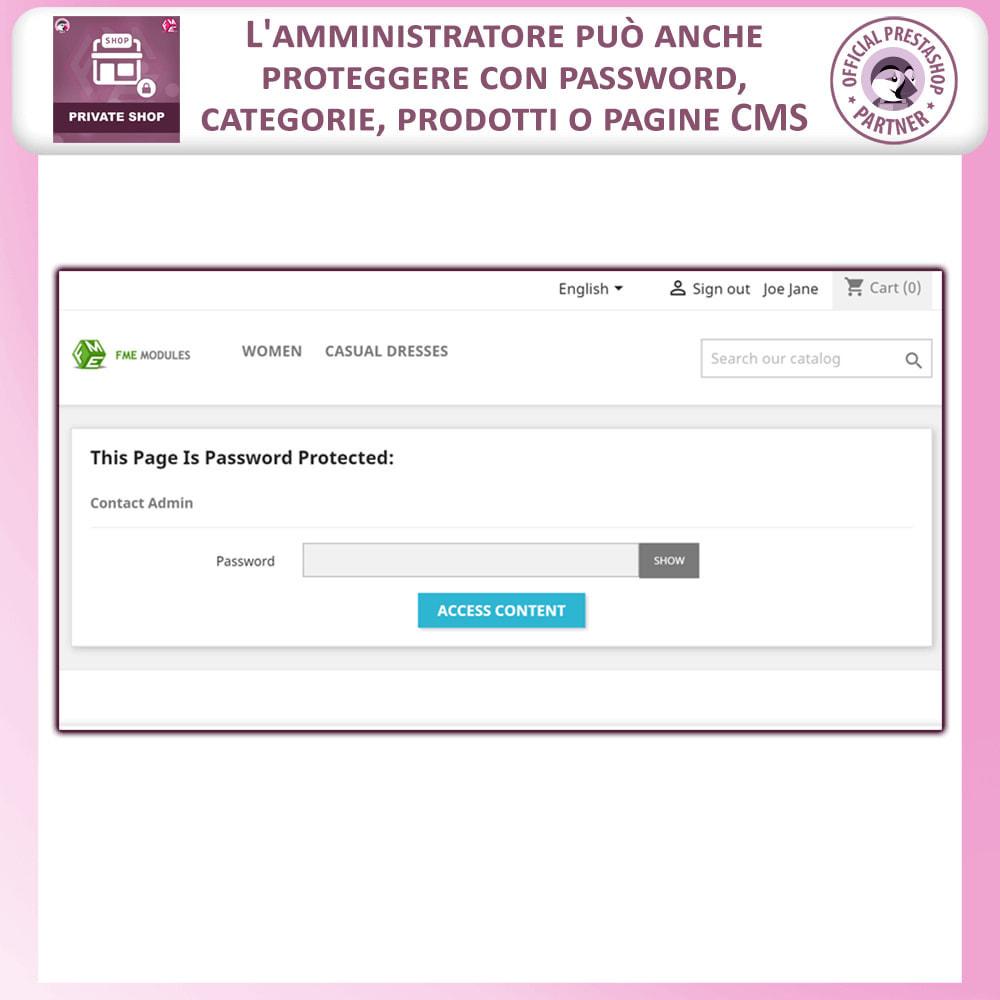 module - Flash & Private Sales - Negozio privato - Accedi per Vedere Prodotti / Negozio - 17