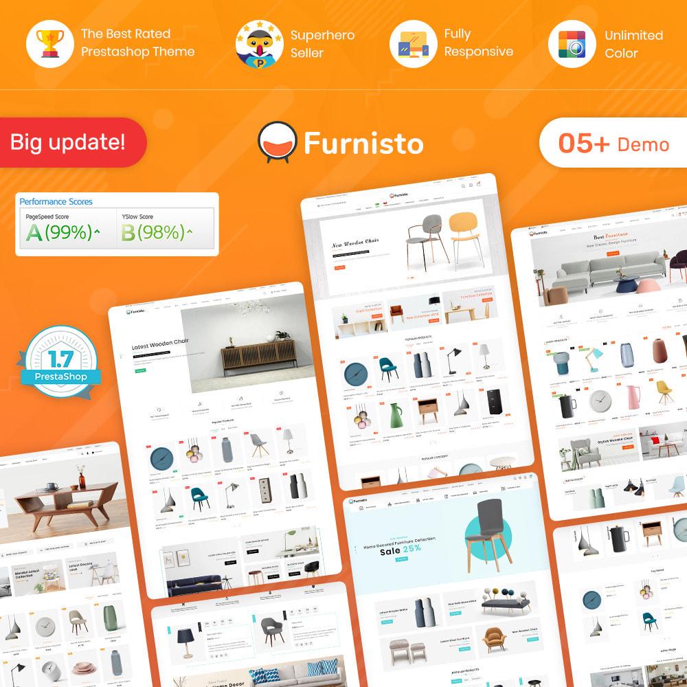 theme - Heim & Garten - Furnisto - Furniture & Interior Decor Store - 1