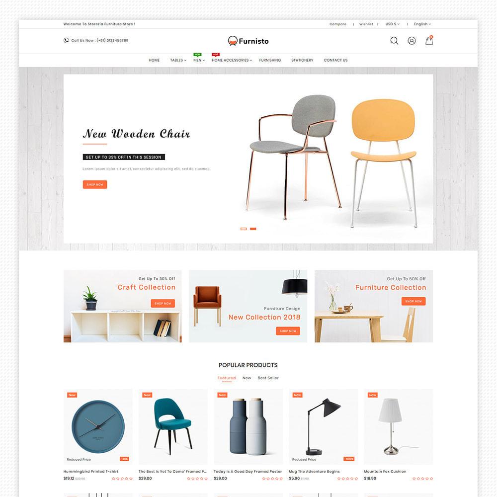 theme - Heim & Garten - Furnisto - Furniture & Interior Decor Store - 2