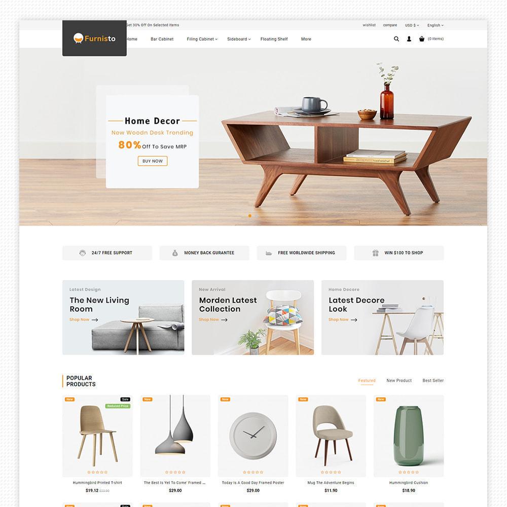 theme - Heim & Garten - Furnisto - Furniture & Interior Decor Store - 4