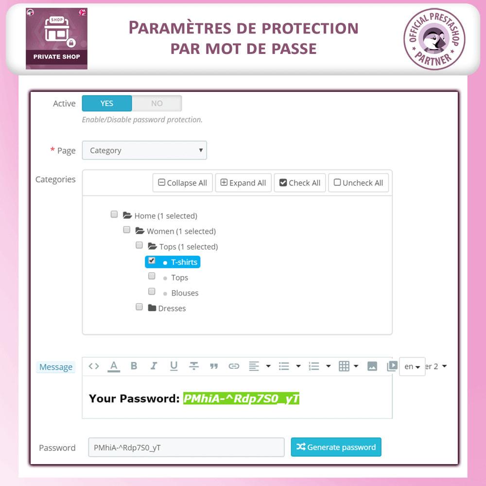 module - Ventes Flash & Ventes Privées - Magasin Privé, Connexion Pour Voir La Boutique - 17