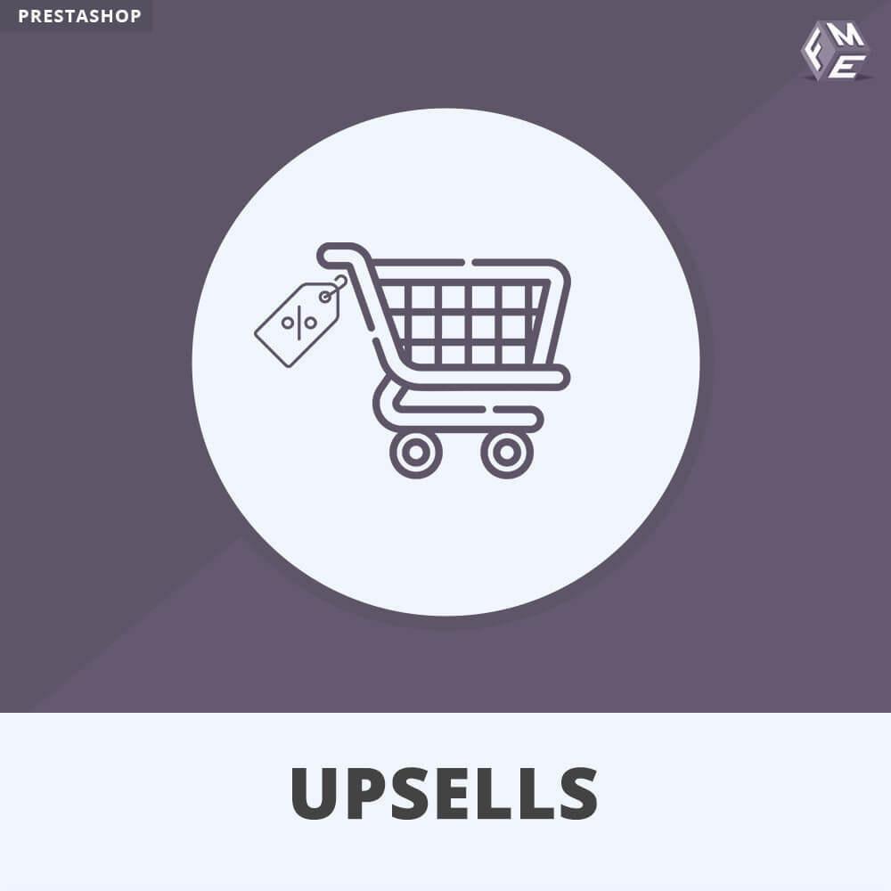 module - Sprzedaż krzyżowa & Pakiety produktów - Upsell Products - Push on Cart - 1