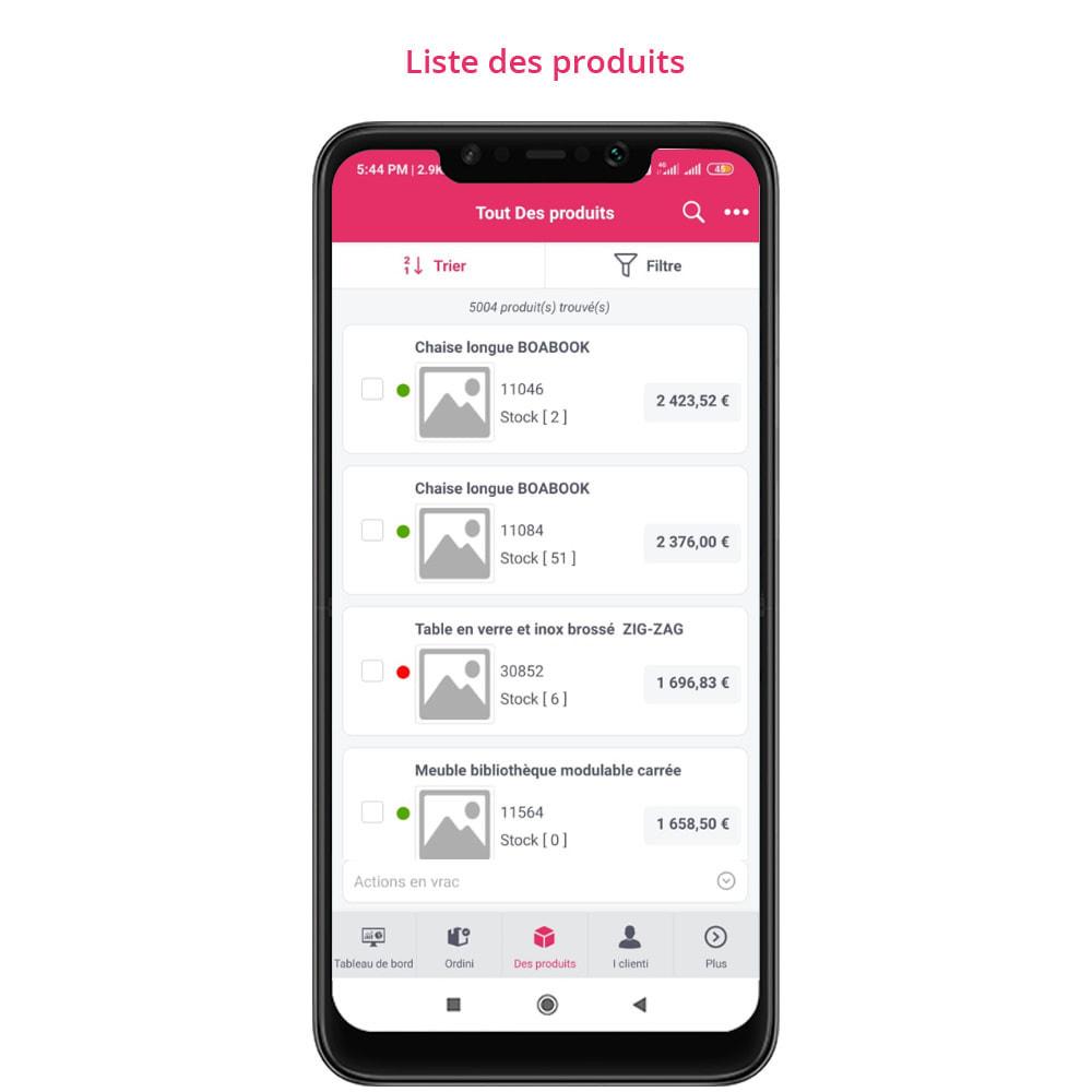module - Mobile - FE Presta Admin App - admin de magasin facile à gérer - 18