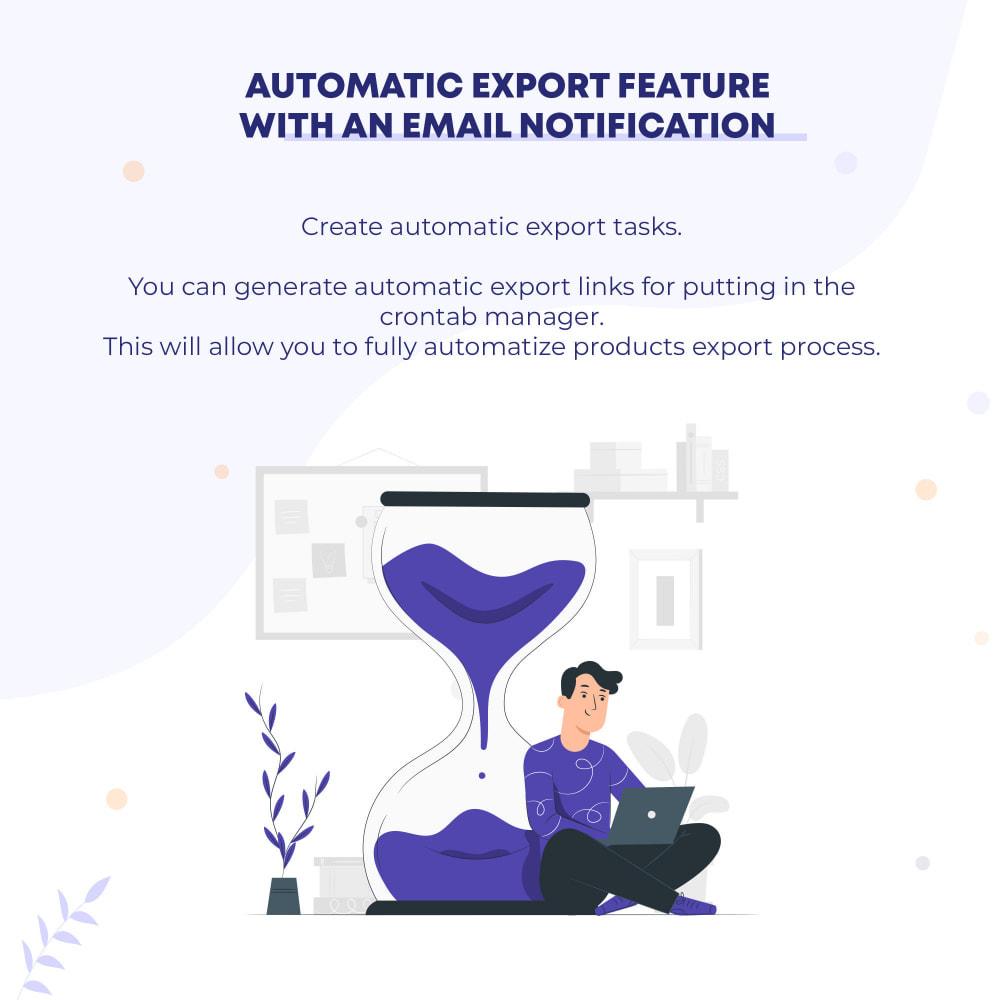 module - Data Import & Export - Product Catalog (CSV, Excel, XML) Export PRO - 4