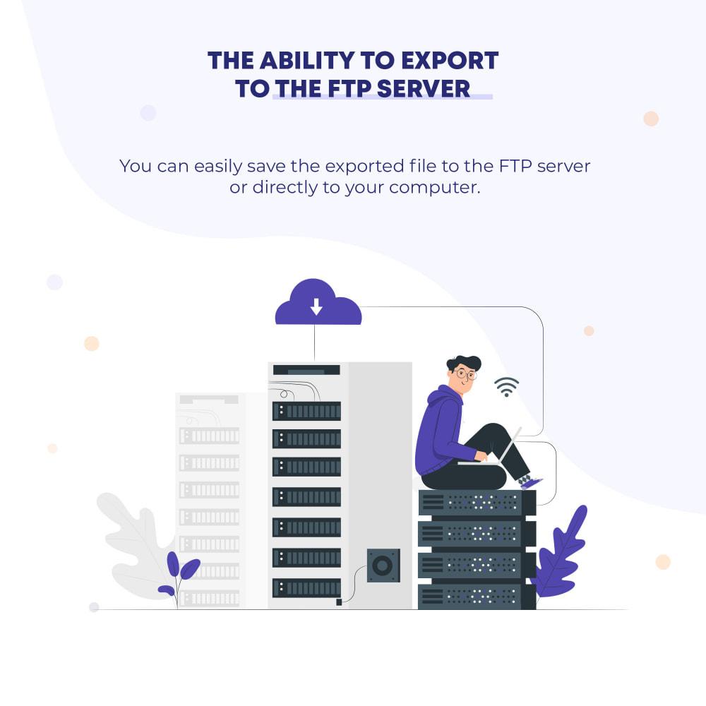 module - Data Import & Export - Product Catalog (CSV, Excel, XML) Export PRO - 5