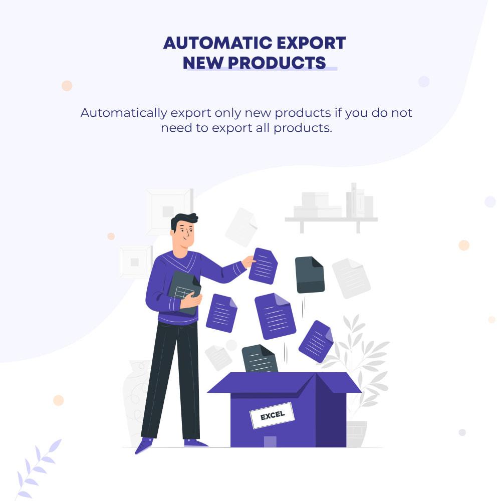 module - Data Import & Export - Product Catalog (CSV, Excel, XML) Export PRO - 6