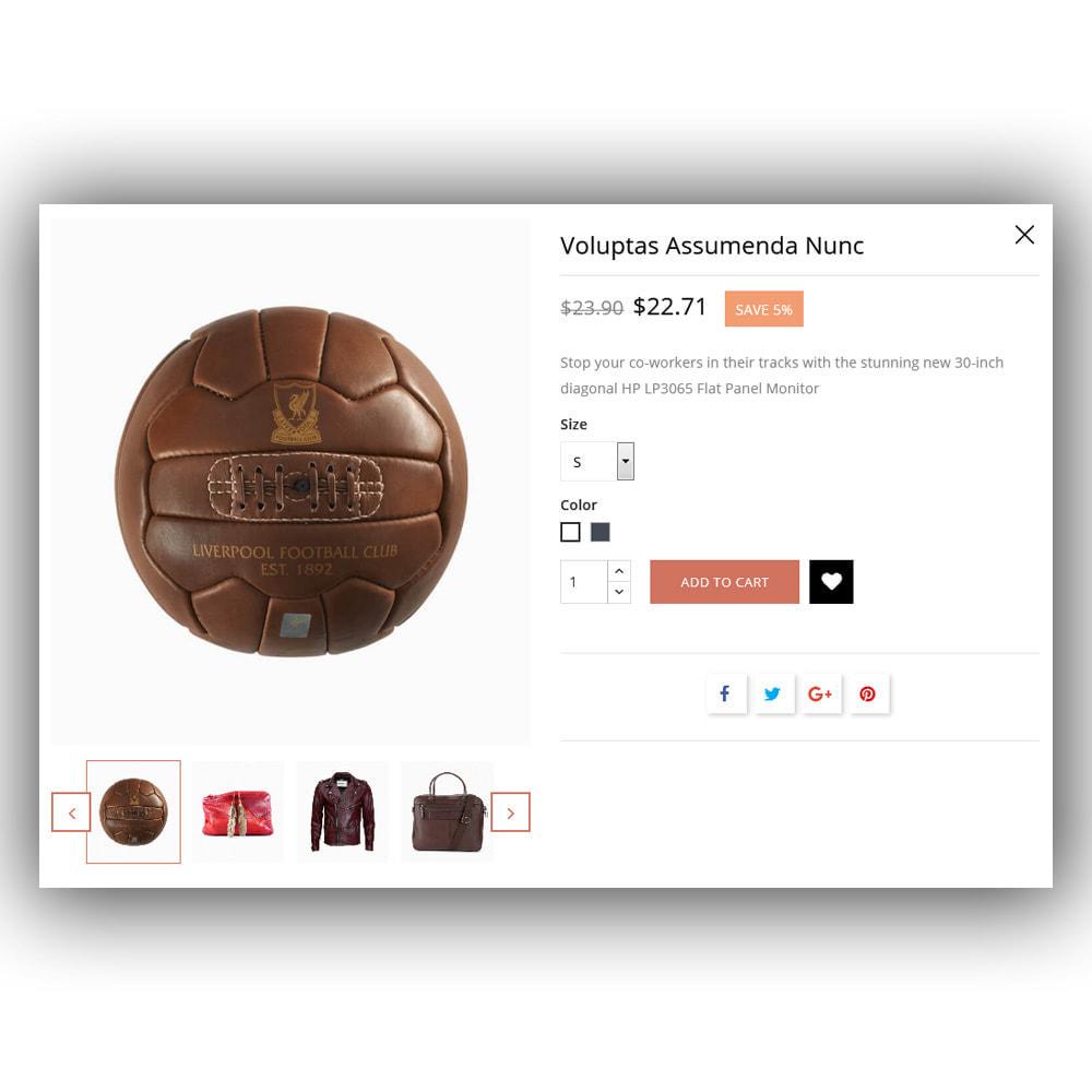 theme - Moda & Calçados - Oilworn - Leather Store - 9