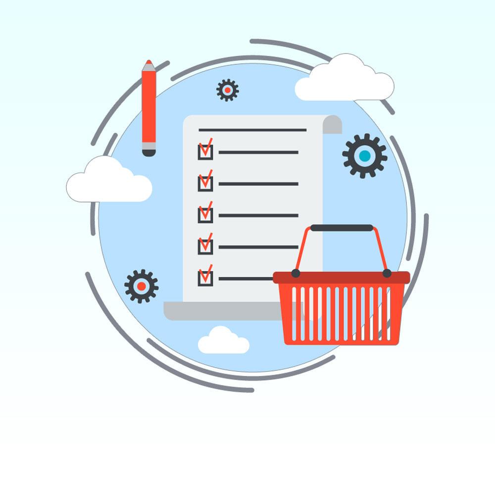 module - Edition rapide & Edition de masse - Produits d'édition en masse - 1