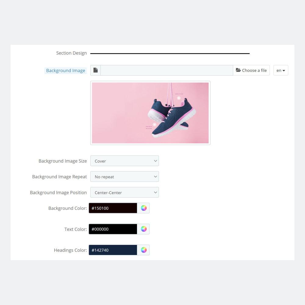 module - Productos en la página de inicio - Product Promo Landing Pages - 6