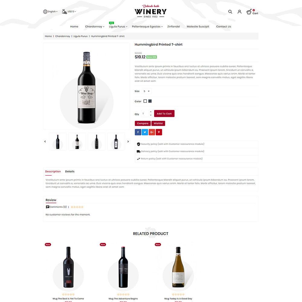 theme - Drank & Tabak - Winery - Beer & Wine Store - 3