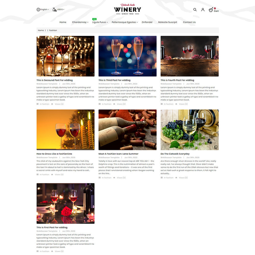 theme - Drank & Tabak - Winery - Beer & Wine Store - 9