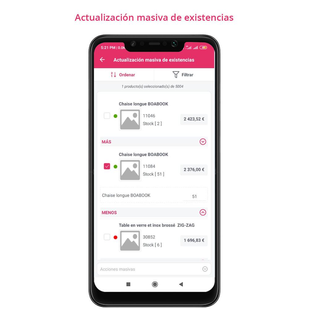 module - Dispositivos móviles - FE Presta Admin App - fácil a gestionar Tienda admin - 18