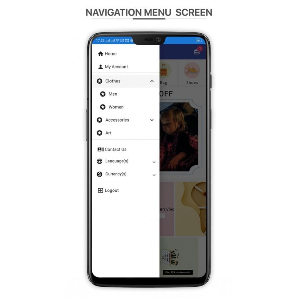 module - Mobile - Knowband - PWA Mobile App - 3