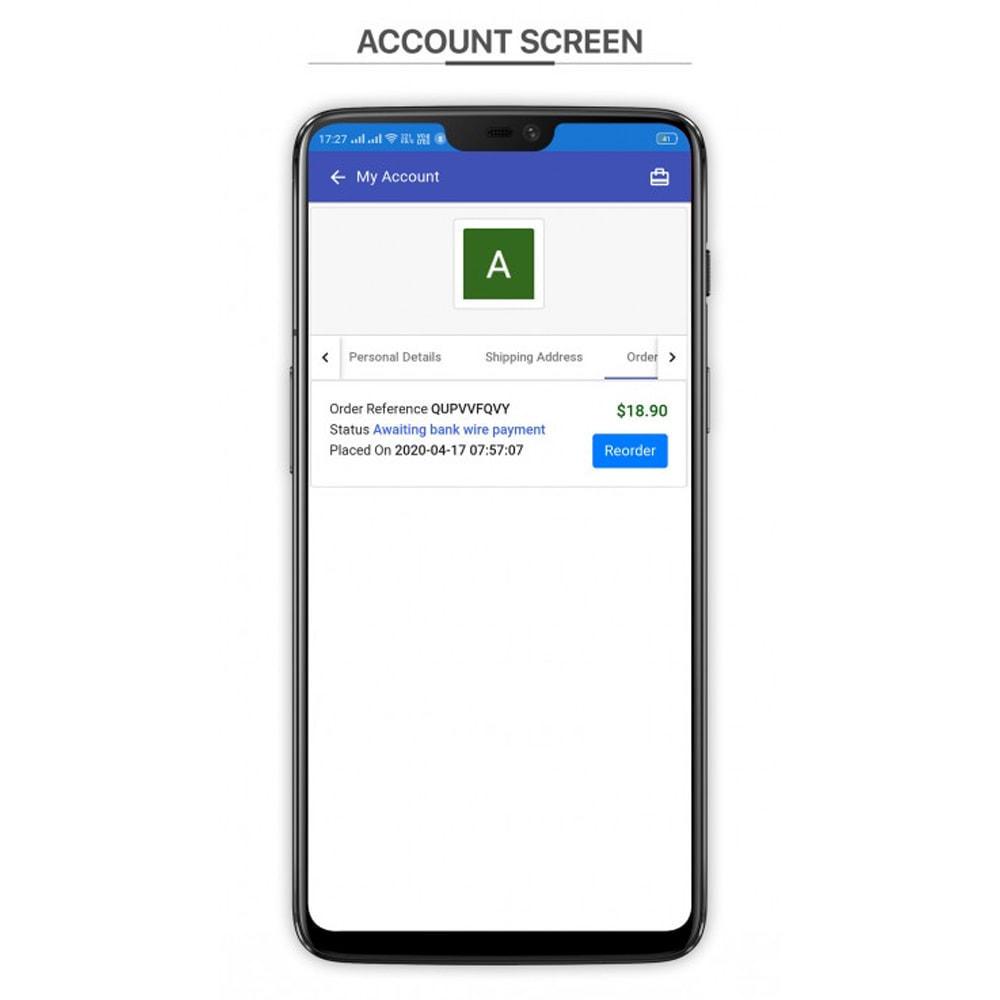 module - Mobile - Knowband - PWA Mobile App - 8