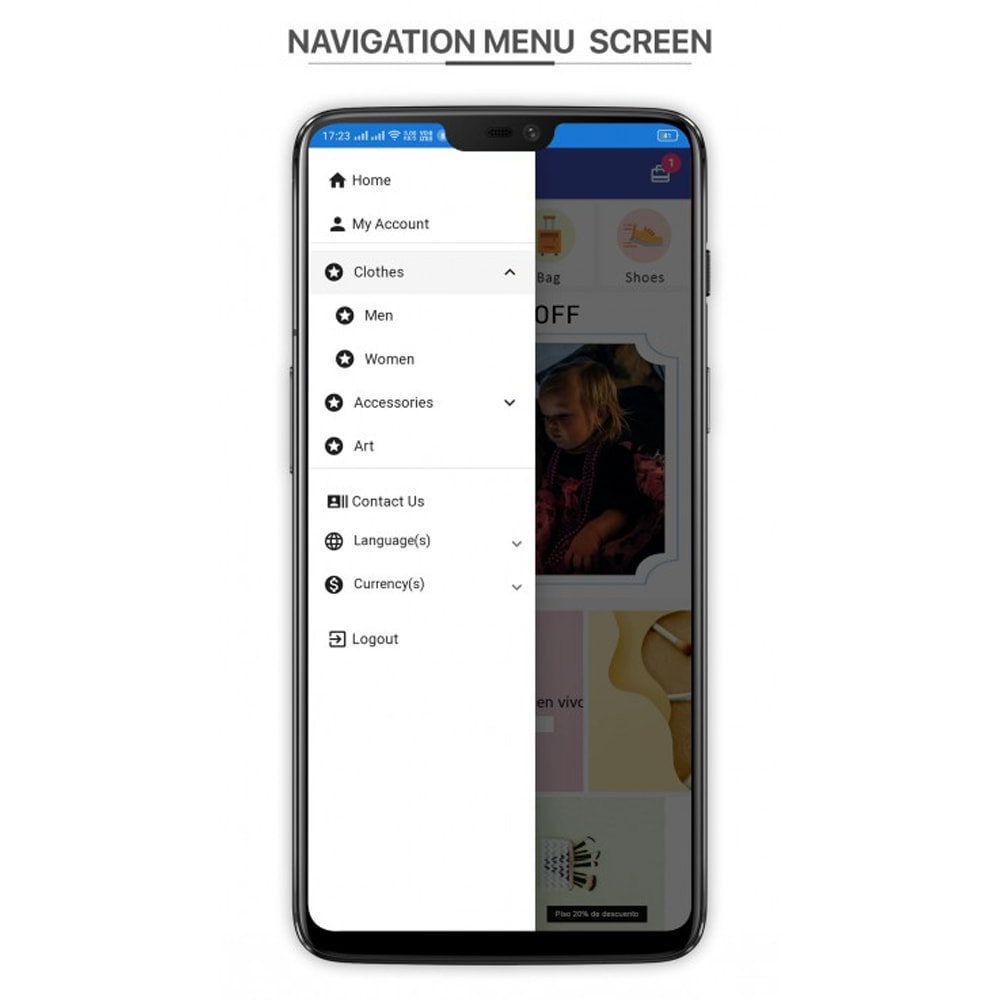 module - Dispositivi mobili - Knowband - PWA Mobile App - 3
