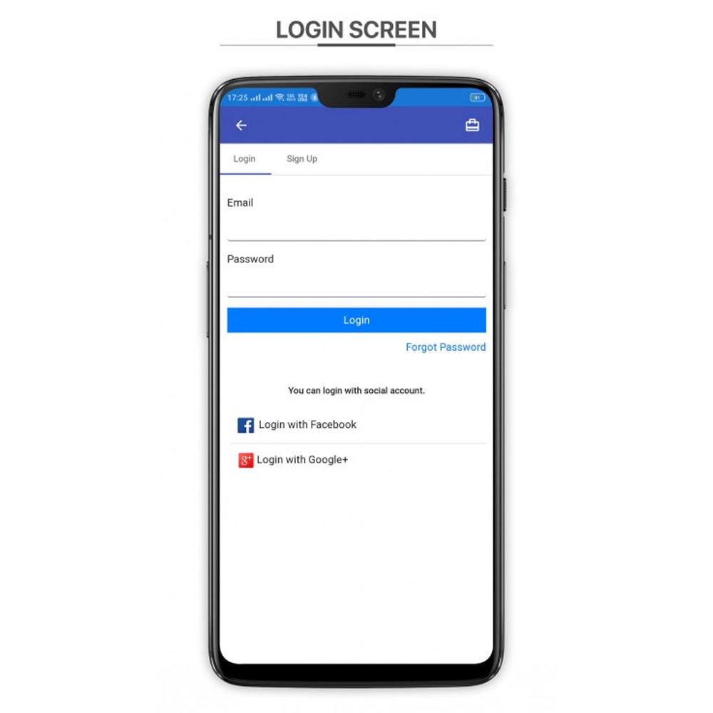 module - Dispositivi mobili - Knowband - PWA Mobile App - 4