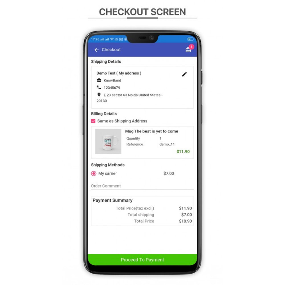 module - Dispositivi mobili - Knowband - PWA Mobile App - 6