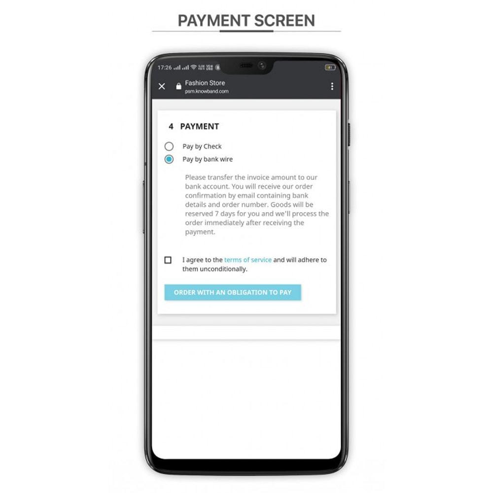 module - Dispositivi mobili - Knowband - PWA Mobile App - 7