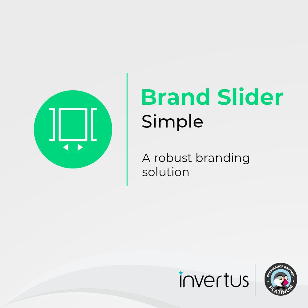 module - Merken & Fabrikanten - Brand Slider - Partners, Manufacturers, Gallery, Logo - 1
