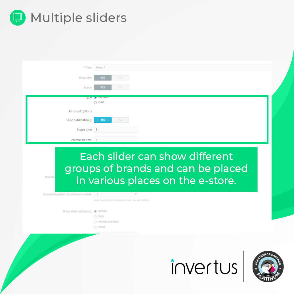 module - Marques & Fabricants - Brand Slider Simple - Partners, Manufacturers logo - 3