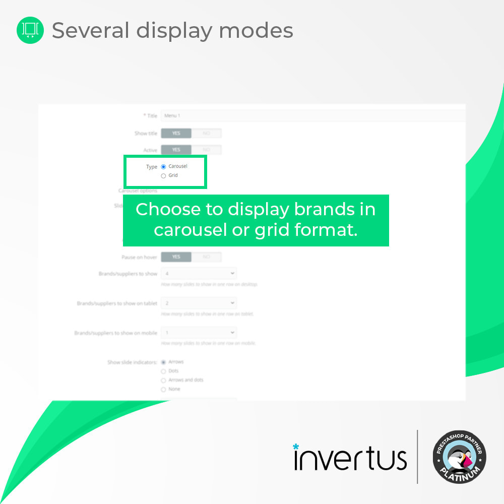 module - Marques & Fabricants - Brand Slider Simple - Partners, Manufacturers logo - 4